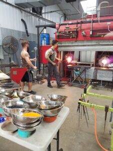 Jack Pine Studio furnaces